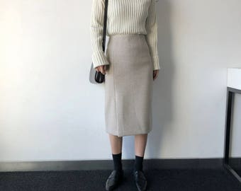 3Colors round neck Knit Sweater for Women / Oversized Sweaters for Women/ Knitwear/ Sweater/ Knit Pullover Warm Sweater/Knitted Sweater