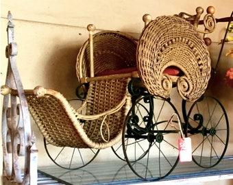 Early 1900's Child's Doll Carriage