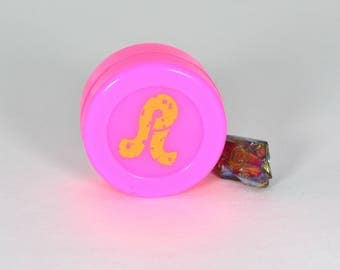 Pretty Lights 38mm Silicone DAB Container-food grade & FDA Approved Silicone 710