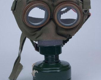 Gas Mask (1186-10-G1314)