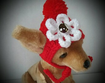 Small Dog hat, Chihuahua hat, Dog hat, + Free Shipping