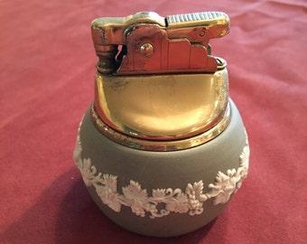 Vintage Wedgewood Lighter - Ring Holder