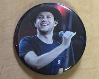 Niall Horan Pinback Button-2.25 inch 2017 NEW!