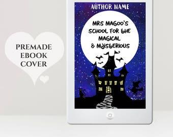 Children's eBook Cover -  eBook Cover Design - Premade eBook Cover - Kids eBook Cover - Magic eBook Cover - Children's Kindle Cover - eBook