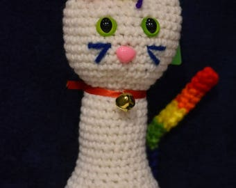 Crochet Cat-Karma