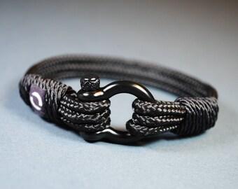 bracelet pour homme marine bracelet bracelet nautique. Black Bedroom Furniture Sets. Home Design Ideas