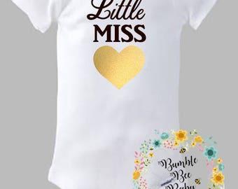 Little Mr, Little Miss, Mustache, Heart, Twin Set, Makes An Adorable Baby Shower Gift!