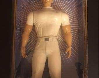Mr Clean Limited Edition Action Figure Doll in box