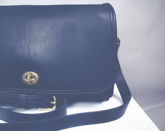 Coach City Flap Bag