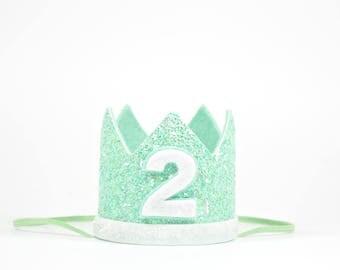 Second Birthday Crown | 2nd Birthday Crown |  Second Birthday Party Hat | 2nd Birthday Party Hat | Boy Birthday Party Hat