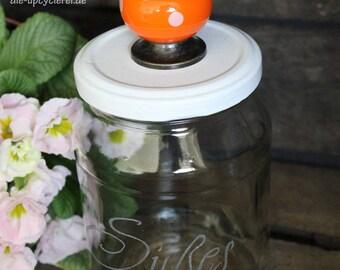"""Jar-engraved """"Sweet"""""""