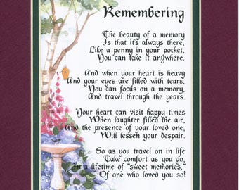 Loss Of Father, Loss Mother, Death Of Mother, Death Of Father, Remembrance Gift, Loss Of A Child, Condolence Gift, Funeral Gift, Memorial