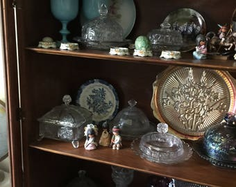Several Items Identified & Unidentified China,Glassware FOR SALE