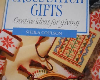 Making Your Own Cross Stitch Gifts - Booklet 92 pages