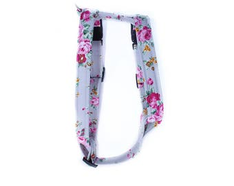 Country Floral Harness