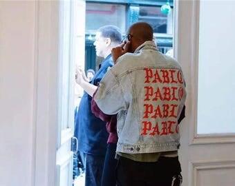 Pablo Denim Jacket (Free Worldwide Shipping)