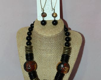 Africa Inspired Necklace