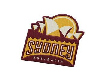 Sydney Australia Travel Patch