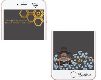 Birthday Snapchat Filter, Beyonce Lemonade Snapchat Filter, Queen Bee Snapchat Geofilter Cursive Typography Custom Snapchat Geo