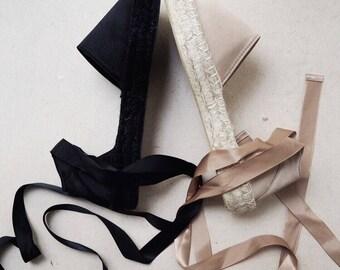 Women's Platform Satin Espadrilles - Spanish Ribbon / Lace-Up Platform Canvas Sandals In Black - Perfect For Summer - Bridesmaid, Monogram