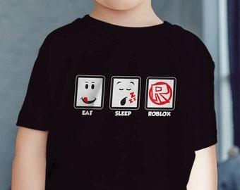 Eat Sleep Roblox - Unisex T-shirts - Roblox Birthday