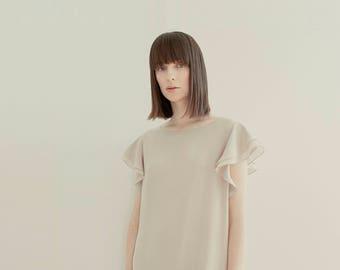 EMELY NIGHTDRESS/ Luxury silk nightdress/ Dreamy sleep dress/Contemporary fashion/Ethical sleepwear/Luxury Silk Nightgown/Silk pajamas