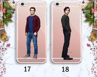 Archibald Andrews Archie Jughead Jones Cole Sprouse riverdale Iphone 6 Plus Case Riverdale Case Iphone 7 Case Iphone 8 Plus Case Samsung