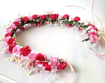 Flower crown / headpiece /halo