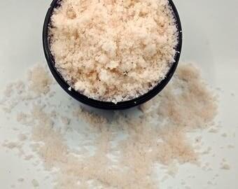 Vanilla Sugar Scrub, Organic Sugar Scrub, Body Scrub, Vegan Skincare, Body Polish, Natural Sugar Scrub, Essential Oil Scrub, Peace Organics