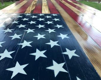 "16""x30"" Americana series flag"