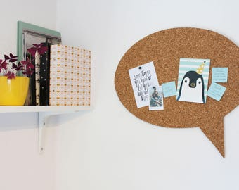 Balloon Cork Bulletin Board, memo Board