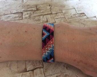 Colored bracelet Gift for her gift for she gift for woman gift for girl gift for mother gift for grandmother woman's gift bracelet