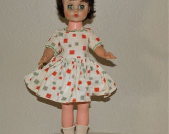 Vintage Collectible Ideal Doll from 1950's early 1960's