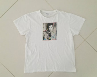 New Kids on the block T shirt donnie wahlberg Size M