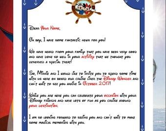 Lettres de disney etsy - Lettre disney ...