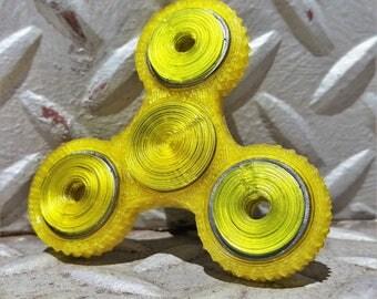 The Knurl - Fidget Spinner EDC 3D Printed