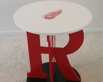 Detroit Red Wings Table