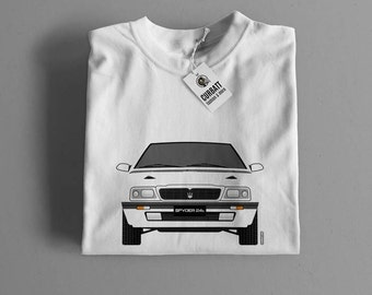 T-shirt Maserati Spyder 24v | Gent, Lady and Kids | all the sizes | worldwide shipments | Car Auto Voiture