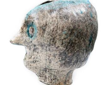 sculpture ceramic raku, untitled 1607151