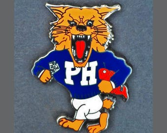 Team Phish PH Scratch The Wildcat Pin ~University of Kentucky ~ Wildcats