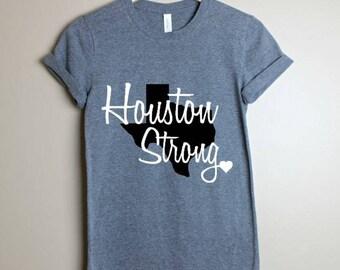 Houston Strong Shirt-Texas Strong Shirt-Hurricane Harvey Shirt-Hurricane Relief Shirt- Fundraiser Shirt- Disaster Relief Shirt- Texas Shirt