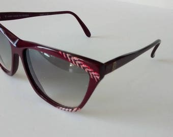 Vintage YSL 8608 P 44 Sunglasses (Yves Saint Laurent)