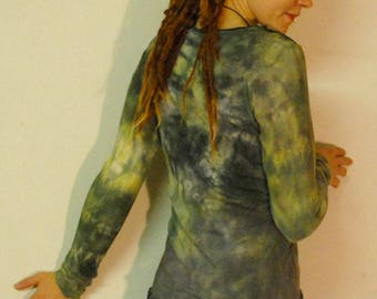 Organic Longsleeve handdyed SPECIAL OFFER