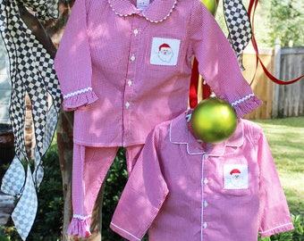 Christmas Pajamas Girls