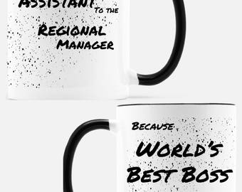 the office coffee mugs. funny office coffee mug worldu0027s best boss gift assistant to the regional manager mugs