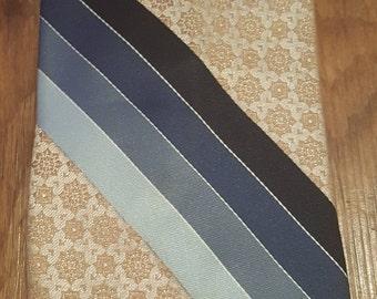 Vintage Don Loper tie, Don Loper Beverly Hills tie, vintage striped tie