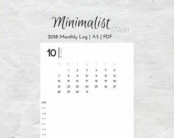 Minimalist Stash
