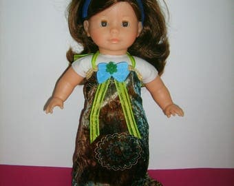 Dress doll 36 cm