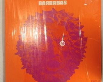 Barrabas -Vintage Vinyl Record Album