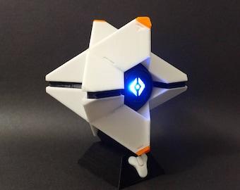 3D Printed Destiny Ghost full model
